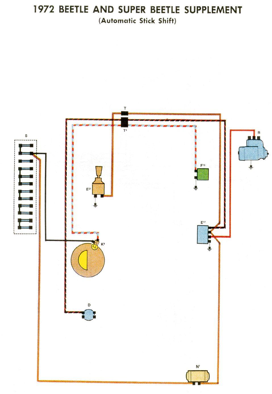 73 super beetle wiring diagram